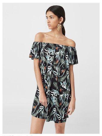Модное платье Mango S-M