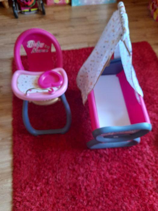 Kołyska i krzesełko do karmienia Baby Nurse Myślenice - image 1