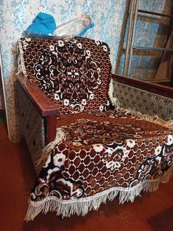 Кресла с узорами 2шт