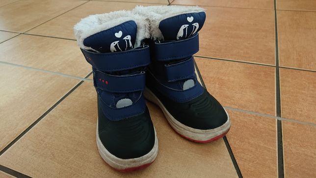 Buty zimowe Lupilu