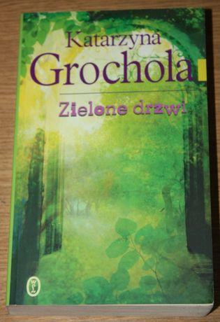 Książka Zielone Drzwi Katarzyna Grochola