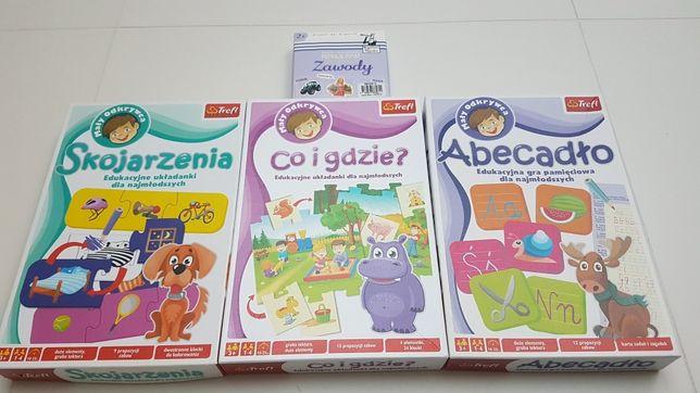 Gry dla dzieci 2+ oraz 3+