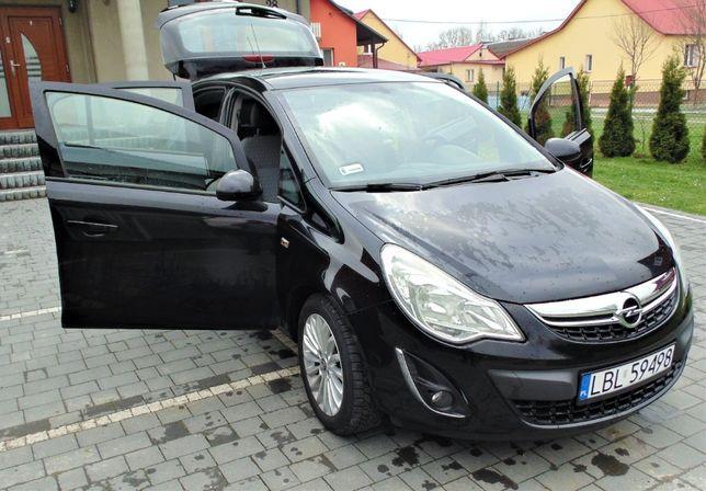 Opel CORSA-2011- 1,3 CDTi - BDB stan - polecam gorąco -warto