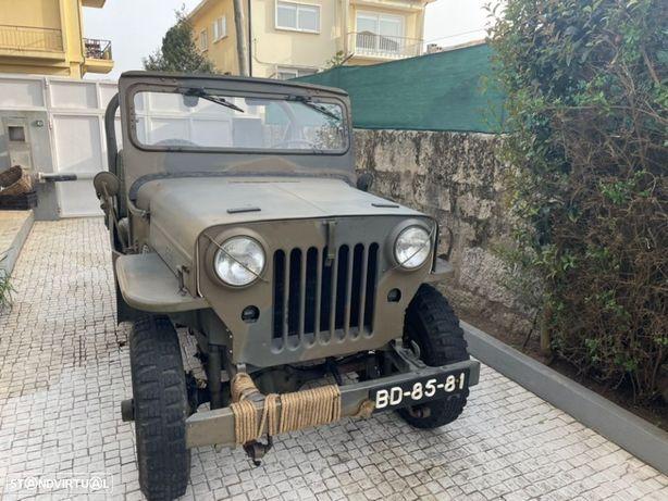 Jeep Willys universal c-j 3-b