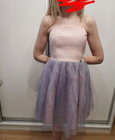Sukienka tiulowa r.36 S-M