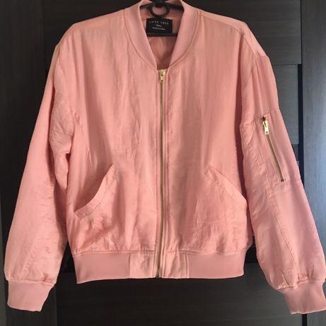 Бомбер ветровка женская легкая курточка