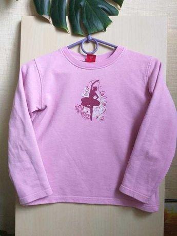 Розовая кофта свитшот esprit