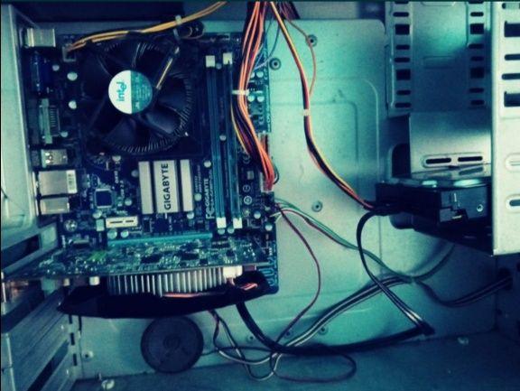 Komputer/Pc do gier,internetu Radeon hd5670 / Quad q9400 (4x2.67)