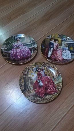 Royal Doulton talerze