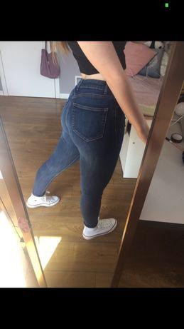 Jeansy slim fit