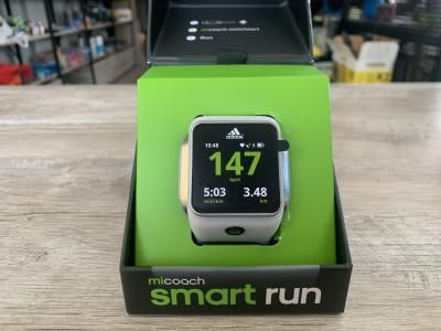 Продам смарт- часы Adidas miCoach Smart Run (Mio Alpha).Оригинал.