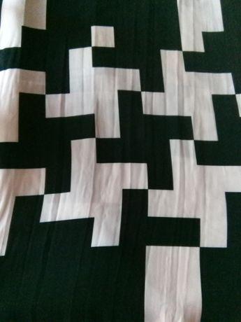 Kupon tkaniny letniej na sukienkę, bluzkę damską. Szer.1,50*2,90 m