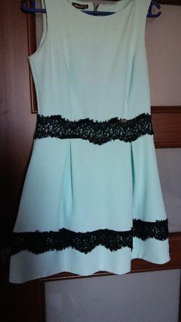Sukienka roz. 38 + bolerko gratis
