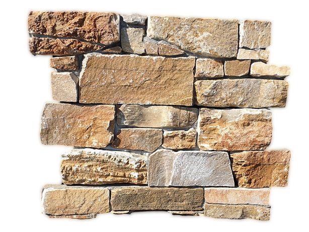 Panel Ścienny Rustic 15x60x1,5cm Dekoracyjny Kamień Elewacyjny