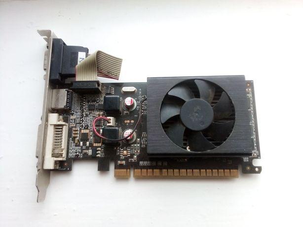 Видеокарта GT 210 1GB