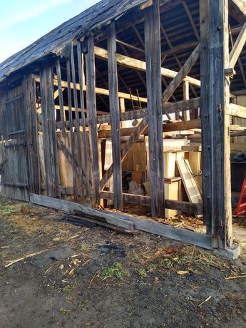 Stare deski z 100 letniej stodoły