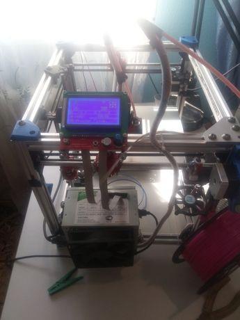 Продам 3D принтер H-bot