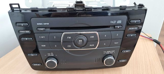 Mazda VI Radio Cd Mp3 zmieniarka 06-12