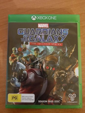 Guardians of the Galaxy gra xbox one