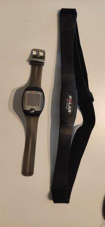 Relógio Polar FT1 com fita cardíaca