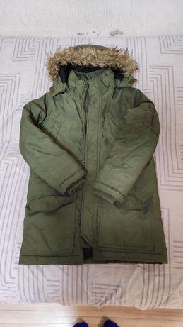Куртка 9-10лет,парка,H&M
