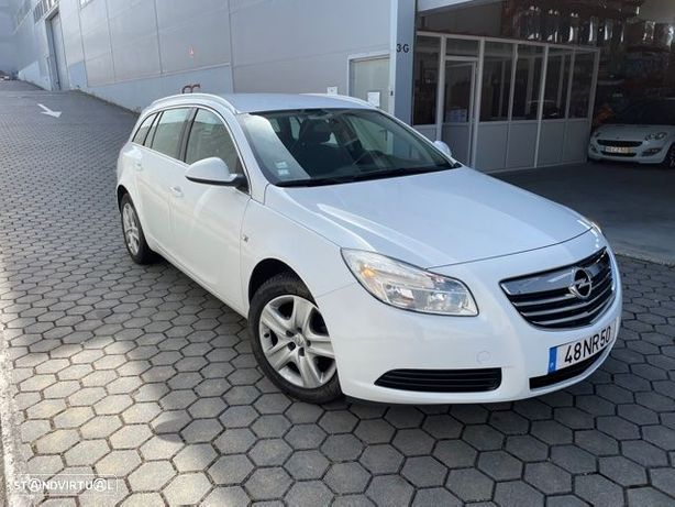 Opel Insignia Sports Tourer 2.0 CDTi Edition