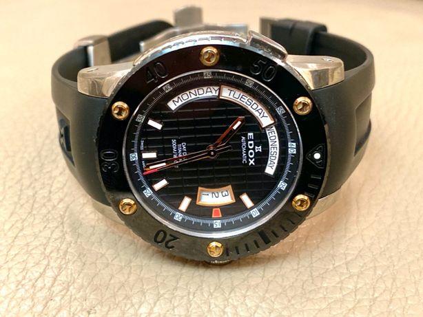 часы швейцарские EDOX class 1