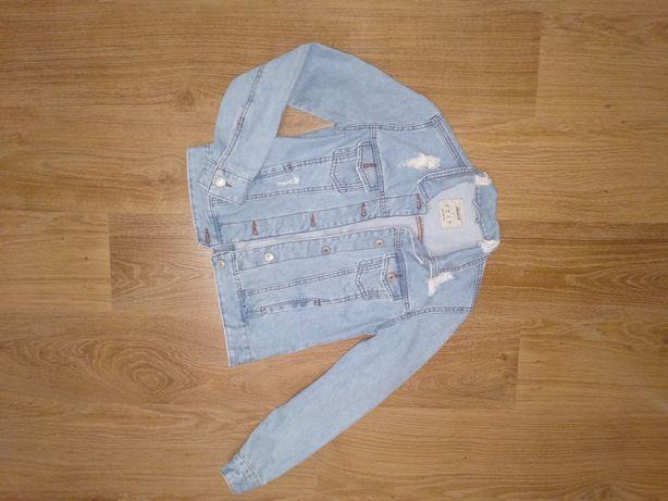Джинсовая куртка Zara  D&Co размер S
