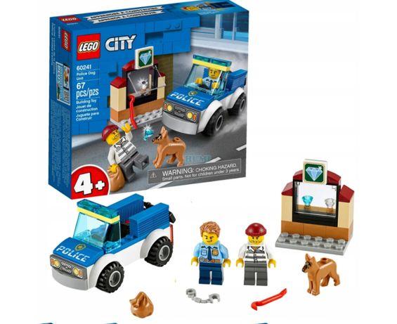 lego city policja 4 plus