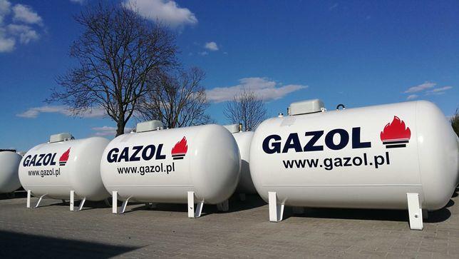 Gaz propan / gaz grzewczy do zbiornika