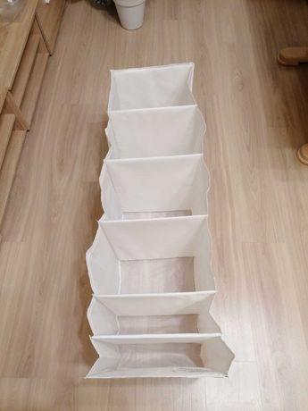 Organizer/półki do szafy na drążek IKEA