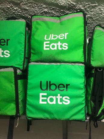 Bolsas Uber Eats