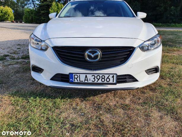 Mazda 6 Mazda 6 Biała Perła