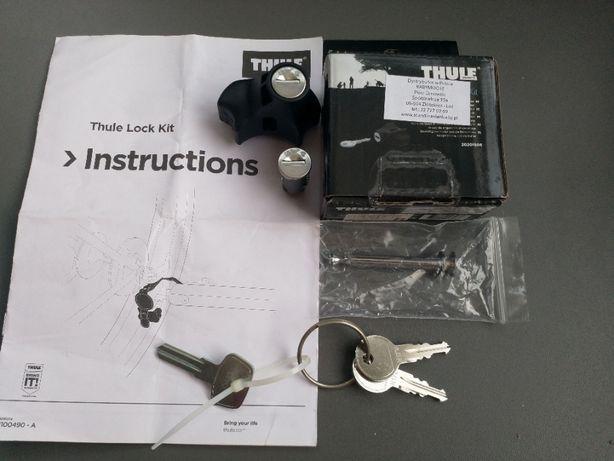 Thule Lock Kit zestaw mocujący, blokada, zabezpieczenie przyczepki