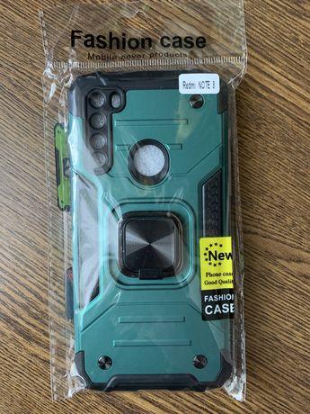 Противоударный бампер для Xiaomi Redmi NOTE 8