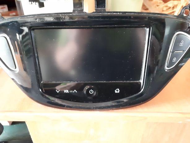 Radio Opel z nawigacją