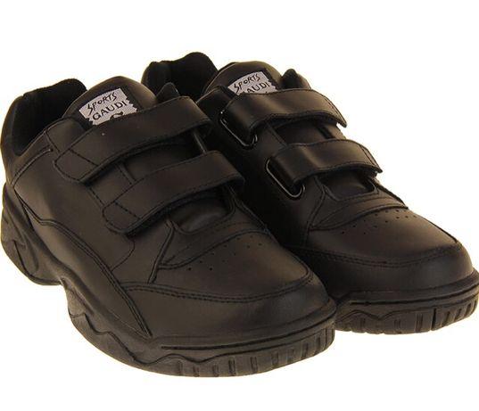 Черные мужские повседневные кроссовки Gaudi Lynton