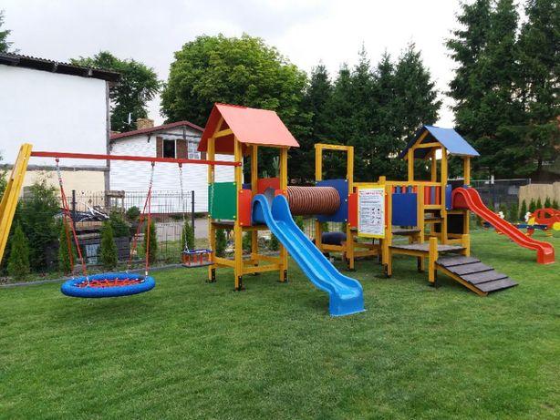 Plac zabaw Klif na publiczny i prywatny plac zabaw