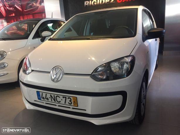 VW Up! 1.0 White