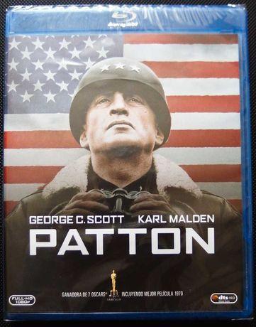 Patton - nowy w folii
