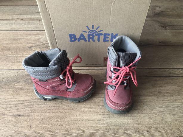 Bartek r 21 buty zimowe śniegowce wodoodporne