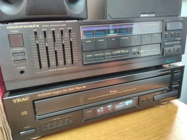 Amplificador Marantz PM451