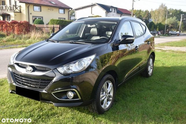 Hyundai Ix35 Hyundai Ix 35, Alu, Parctronic, Opłacony