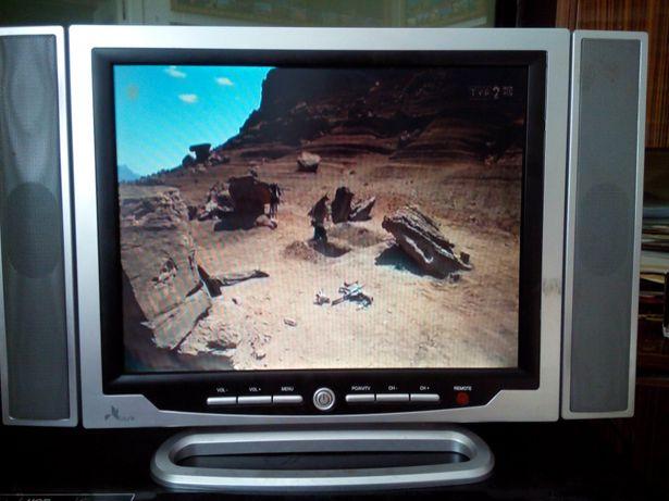 """Telewizor turystyczny LCD LARK 13"""" 12V"""