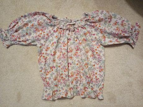 Bluzeczka dla dziewczynki 122-128