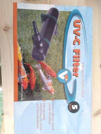Filtro UV 5Whatt