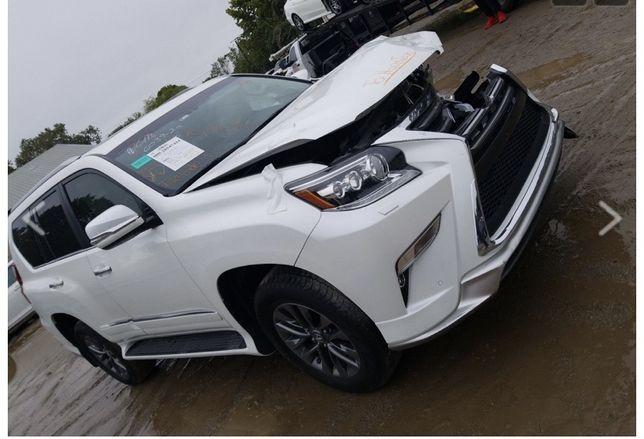 Продам люксовый внедорожник LEXUS GX 460 2019 года 7 мест