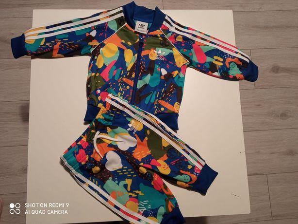 Adidas dres dziewczęcy