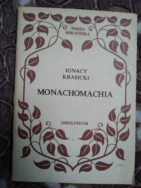 Monachomachia - Ignacy Krasicki