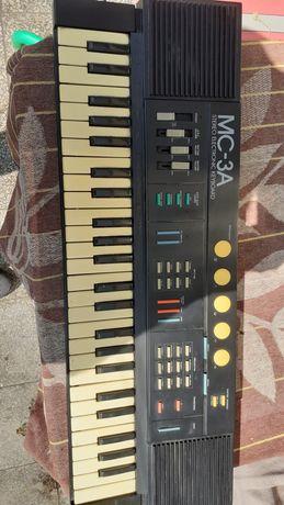 Stare organy- keyboard